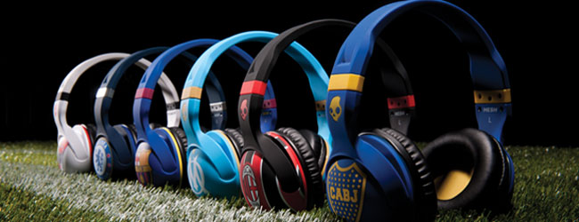 Skullcandy Football Club series Headphones launched in India
