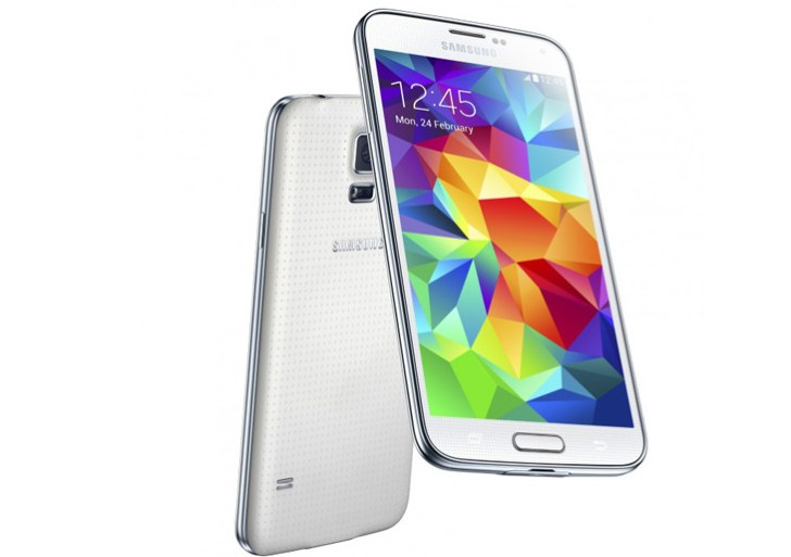 Samsung Galaxy S5 announced – 5.1″ display, Fingerprint scanner, Heart rate monitor, Water/Dust resistant