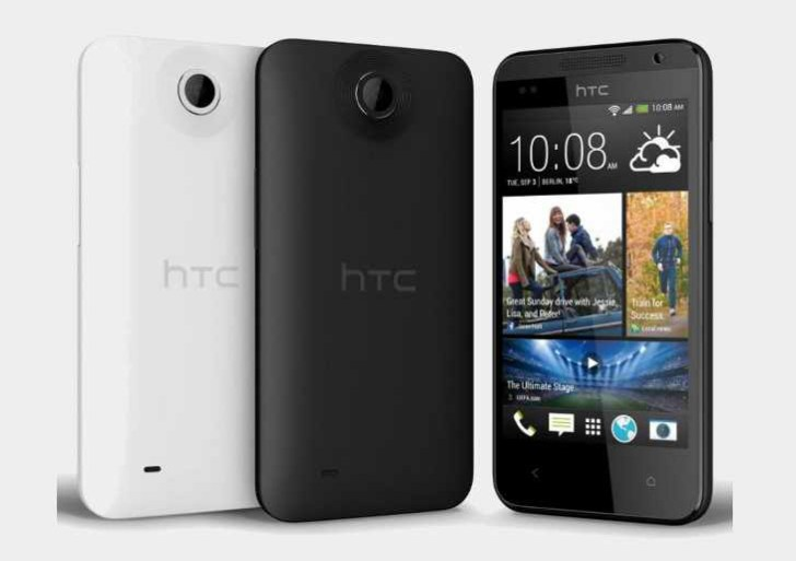 HTC Desire 310 launched in India for Rs 11,700 comes with 4.5″ display, Quad-core processor