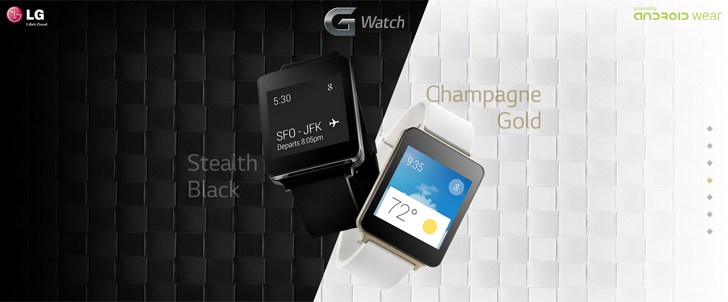 LG G Watch more details unwrapped