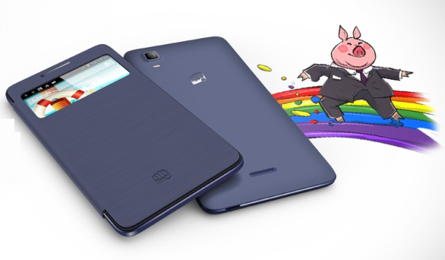 Micromax Canvas Doodle 3 launched at Rs. 8,500; Specifications and Features