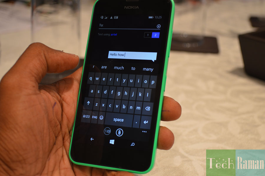 Lumia-630-Word-flow