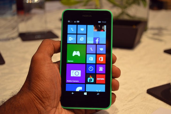 Lumia 630 Review [Hands-On]
