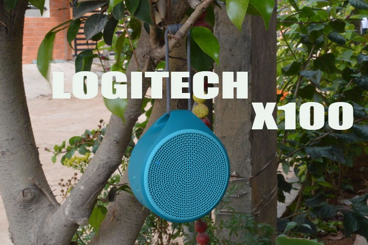 Logitech X100 Mobile Wireless Speaker Review