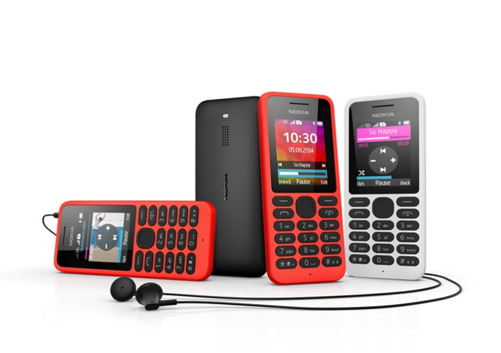 Microsoft unveils ultra- cheap Nokia 130 at just Rs.1649