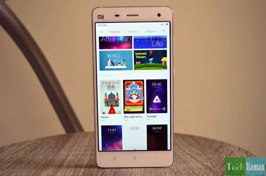 Xiaomi-Mi4-Theme
