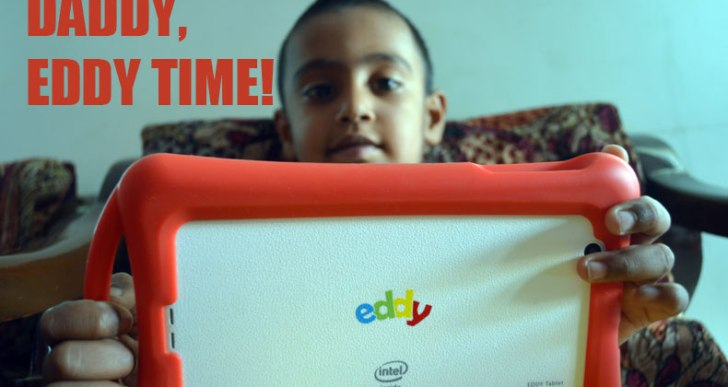 Eddy Tablet Review – Right choice for your kid?