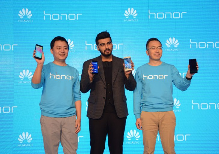 Honor 4X and 6 Plus launched in India at Rs 10,499 and Rs 26,499 respectively