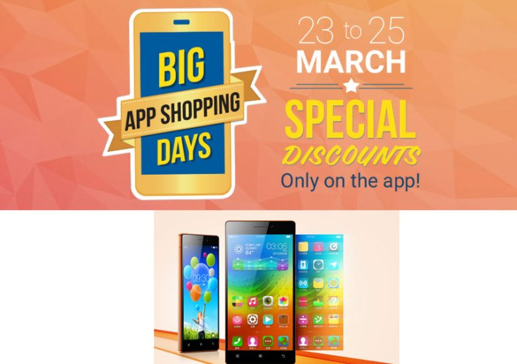 Lenovo Vibe X2 and Z2 Pro gets a price cut for Flipkart's Big App Shopping Days sale