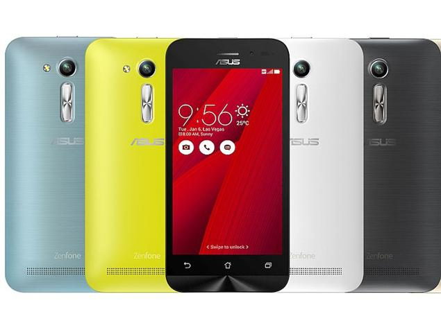 Asus launches new ZenFone Go 4.5 with Qualcomm processor in India