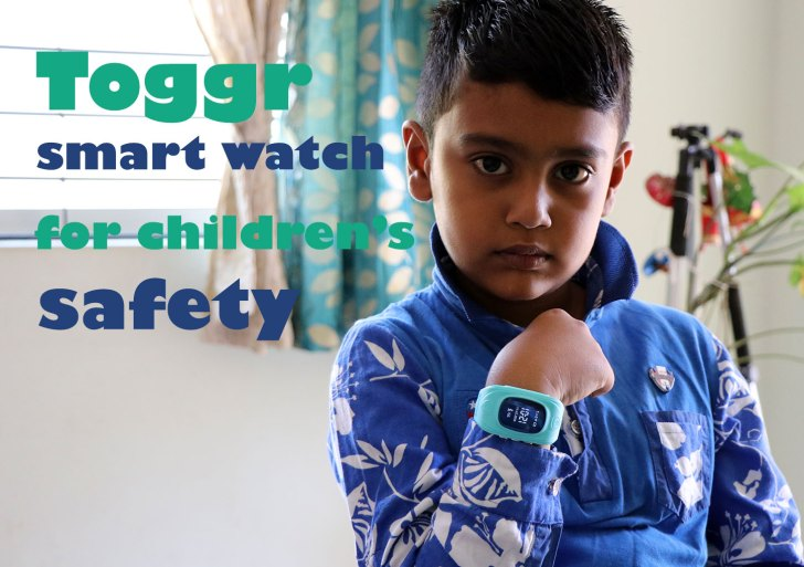 Toggr Smartwatch for Children's Safety – Review