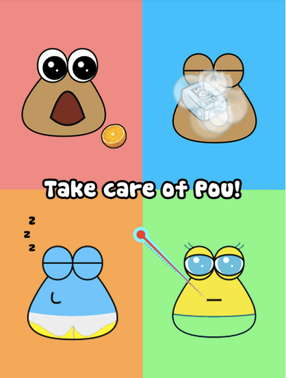free download game pou full version for android