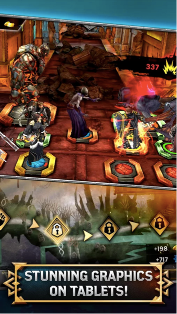 Heroes of Dragon Age APK 2