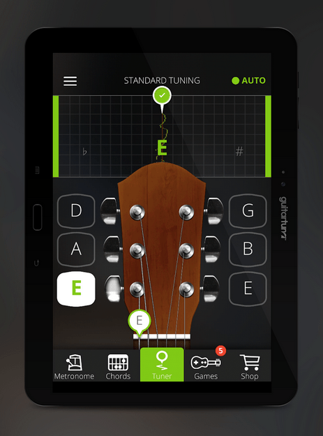 GuitarTuna APK 2