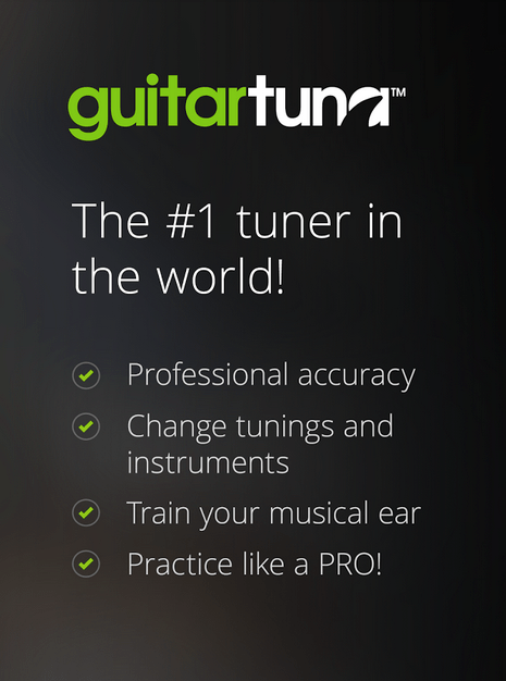 GuitarTuna APK 3
