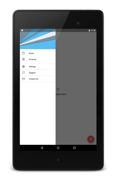 Material Notes APK 3