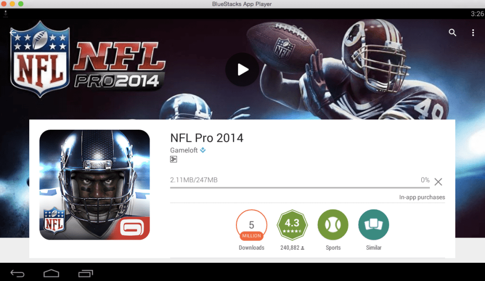 NFL Pro 2014 for PC 7