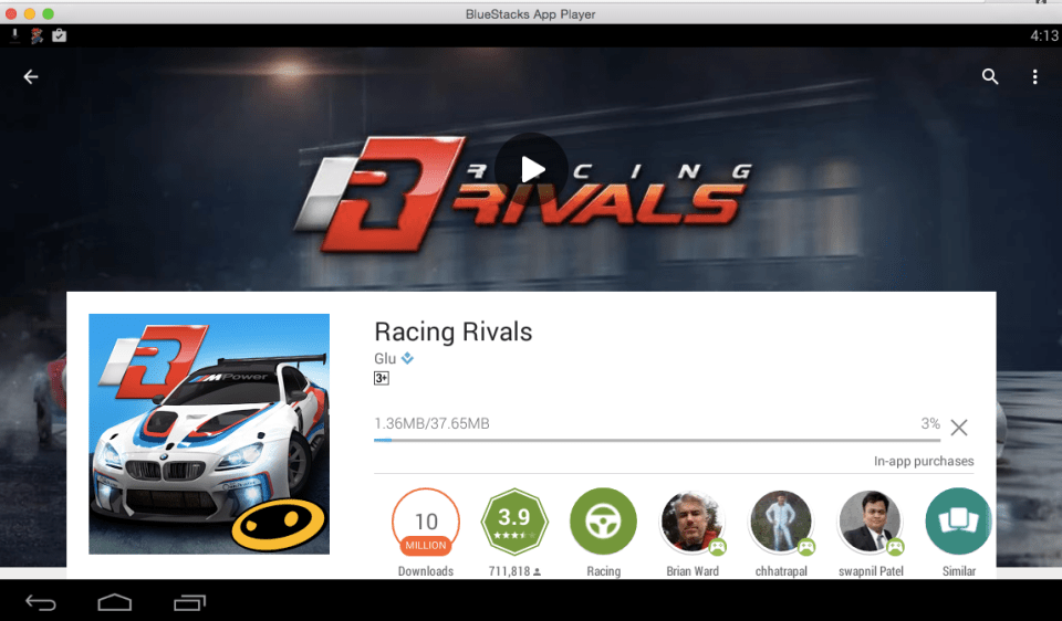Racing Rivals for PC 7