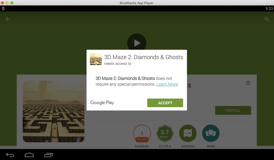 3D Maze 2 for PC 5