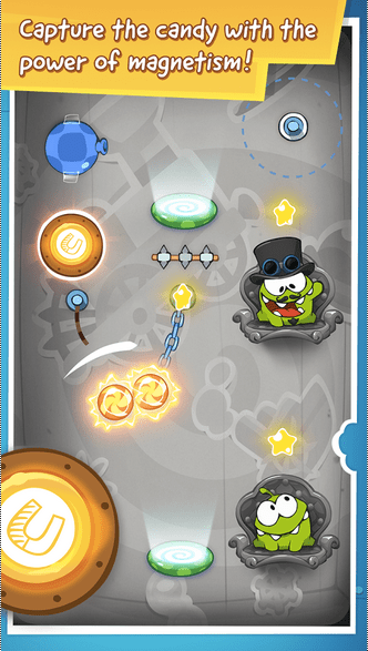 Cut The Rope Time Travel APK 3