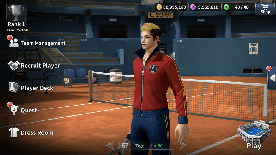 Ultimate Tennis APK 2