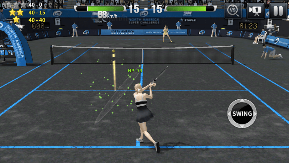 Ultimate Tennis APK 3