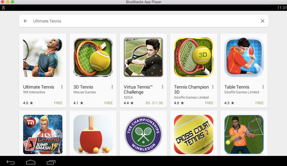 Ultimate Tennis for PC 5