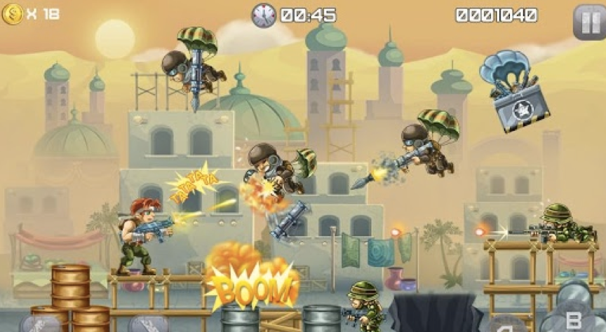 Metal Soldiers APK 3