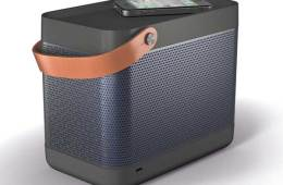 B&O Play Beolit 12, in the blue colour