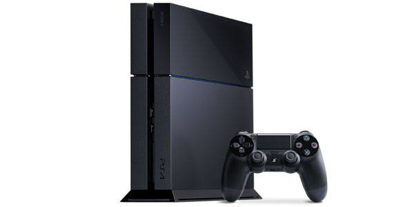 PlayStation 4 console and controller crop