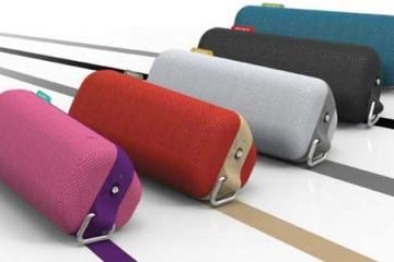 Sony ToGo speaker portable, splashproof - colour range
