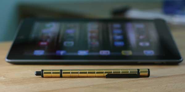 Polar Pen with iPad