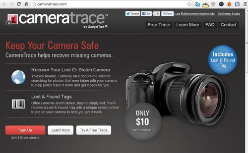 cameratrace_find-lost-camera