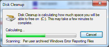 disk-cleanup-calculation-junk-files