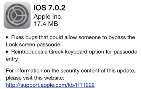 download ios 7.0.2 update