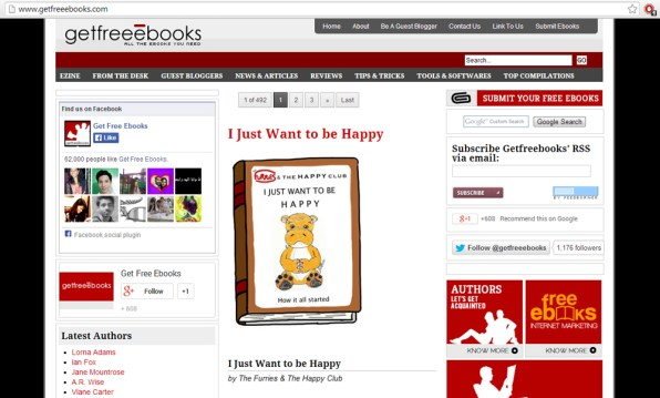 Free E-books online??? Which sites are best?