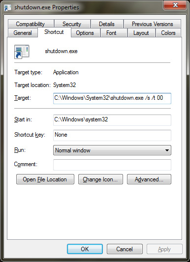How To Create Desktop Shortcuts to Shutdown, Lock or ...