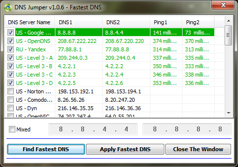 15 Best Free Public DNS Servers List For Faster Internet 2018