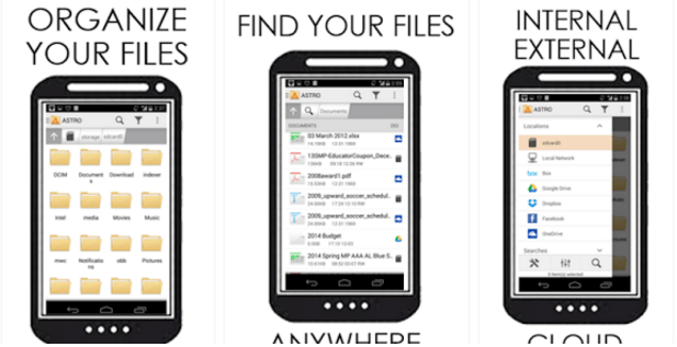 how to download doc files in android
