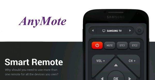Smart-IR-Remote-AnyMote