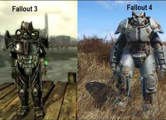 Fallout 4 Total Game Play With Differences in Fallout 3