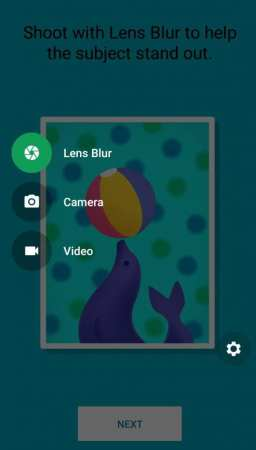 Take Lens Blur Photo In Your Android With The Help Of Google Camera