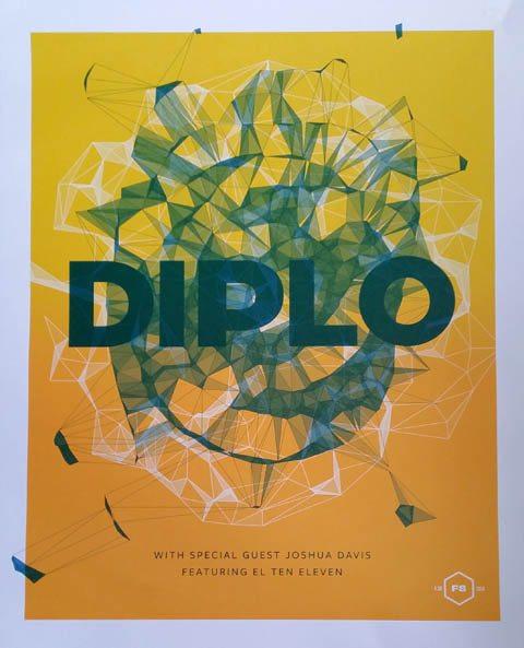 DIPLO at F8