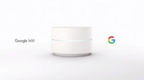 画像2: Googleの記者発表イベント「 #madebygoogle 」で紹介されたアイテムの続き。 TP-LINK社との提携で発表したWi-Fi「OnHub」対応の新製品「Google Wifi」だ。これまでも対応製品はあったが、 [...] techwave.jp