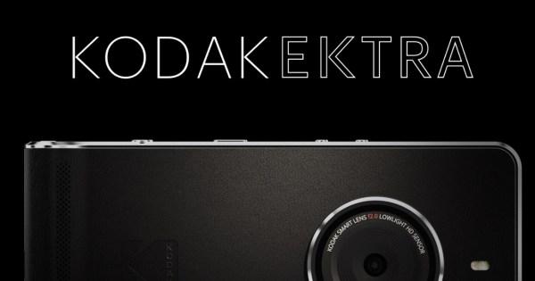 画像2: 米イーストマンコダックは2016年10月20日、米Bullitt Groupと共同でカメラ好きのためのスマートフォン「KODAK EXTRA」を発表した。その出で立ちはクラシックカメラの名機そのもの。21メガピクセル/f [...] techwave.jp