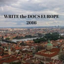 WRITE the DOCS EUROPE 2016_tw