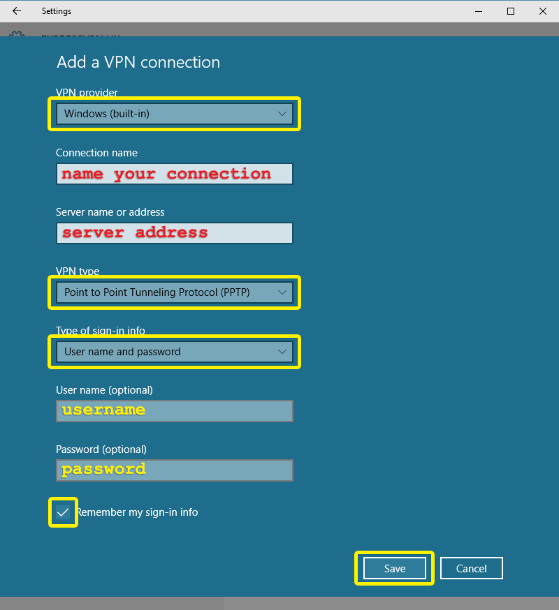 About VPN (Virtual Private Network).