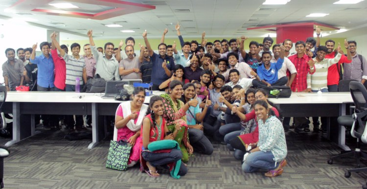 plus1-gdgchennai-techzei-arduinoday