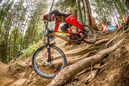 downhill freeride Tekno Bike Terni