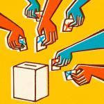 Talks to restore your faith in politics
